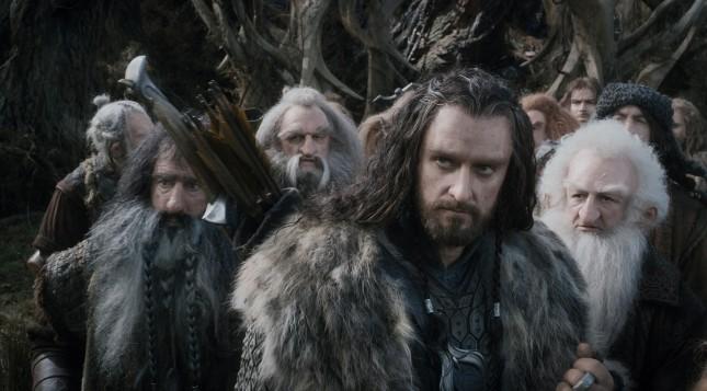 enanos el hobbit la desolacion de smaug thorin richard armitage