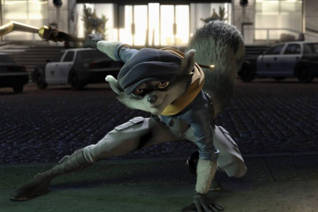 sly cooper pelicula
