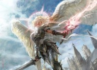 magic the gathering angel of serenity