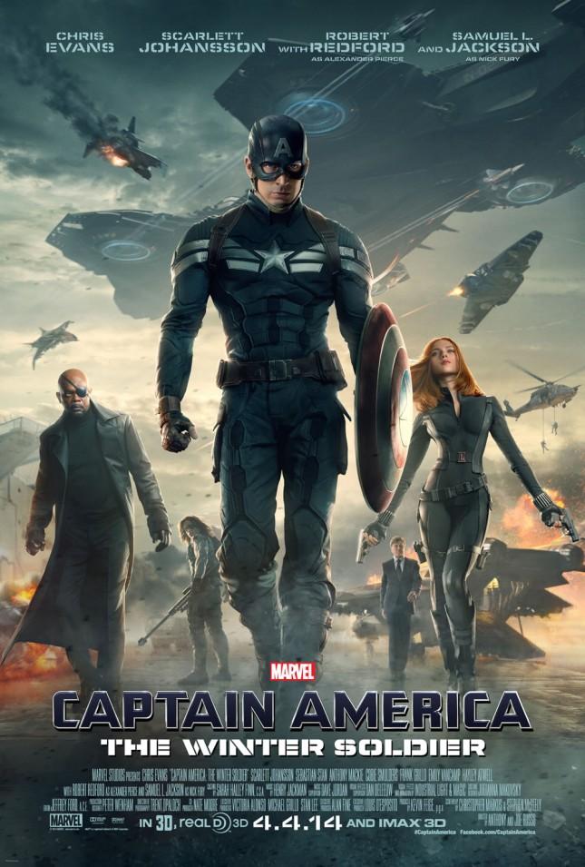 final poster capitan america soldado del invierno
