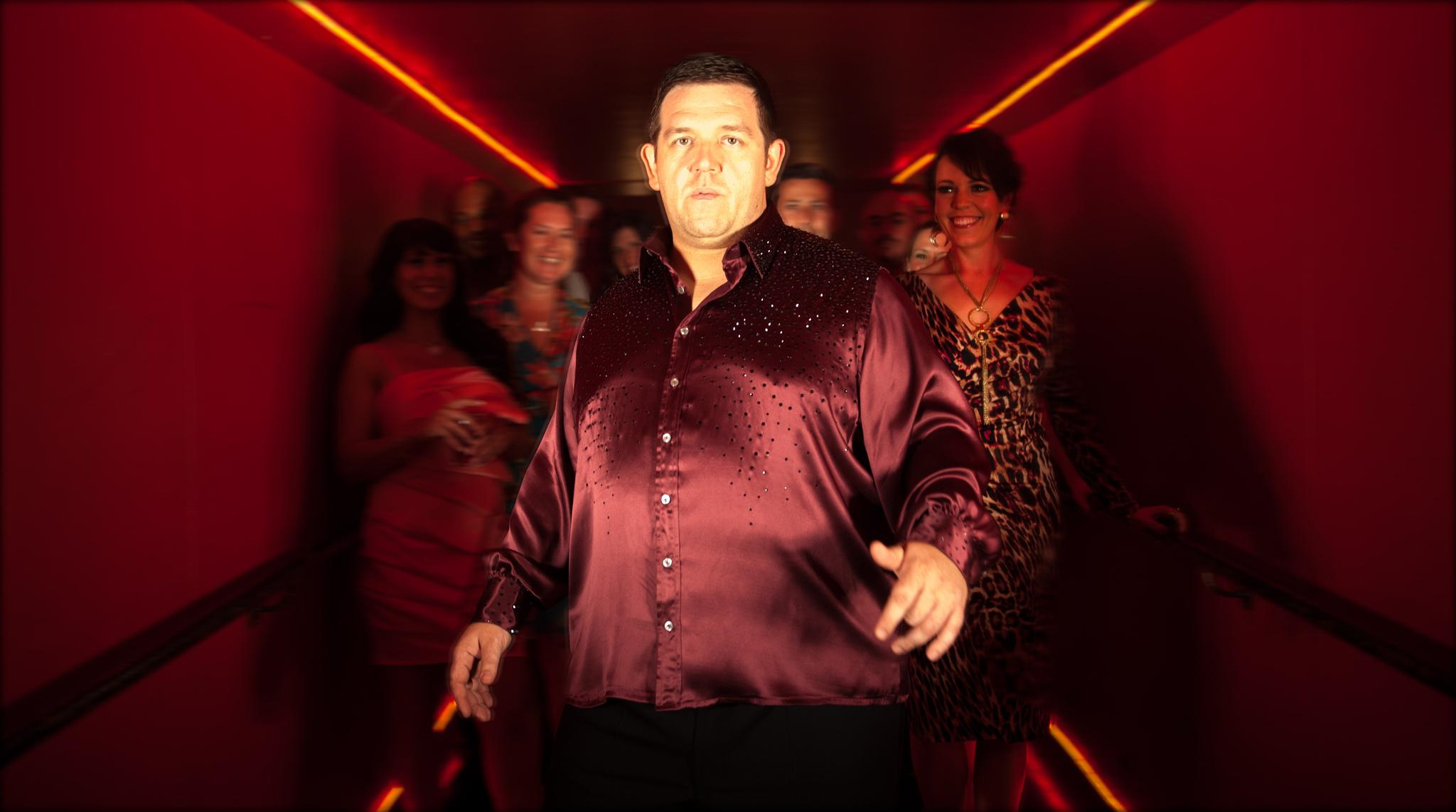 nick frost cuban fury