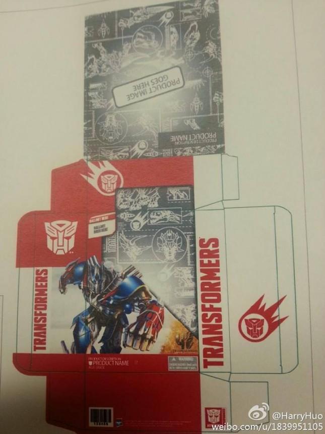 dinobot mockup transformers 4