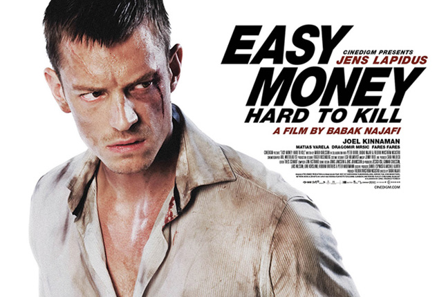 easy money hard to kill joel kinnaman