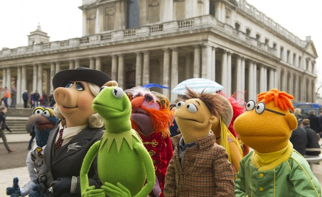 elenco muppets most wanted