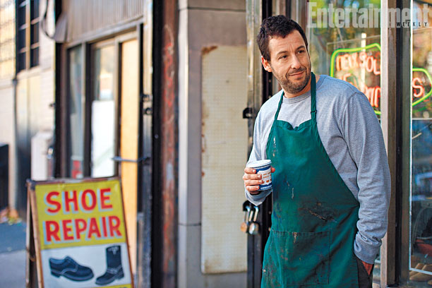 the cobbler adam sandler