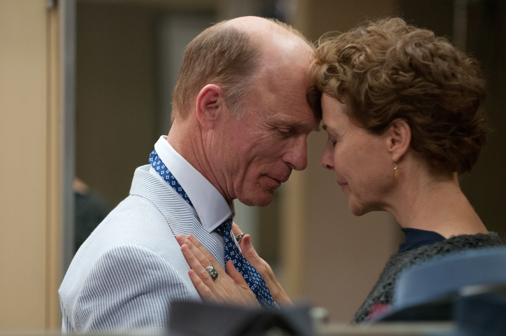 ed harris annette bening face of love