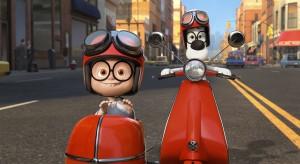 Señor Peabody y Sherman