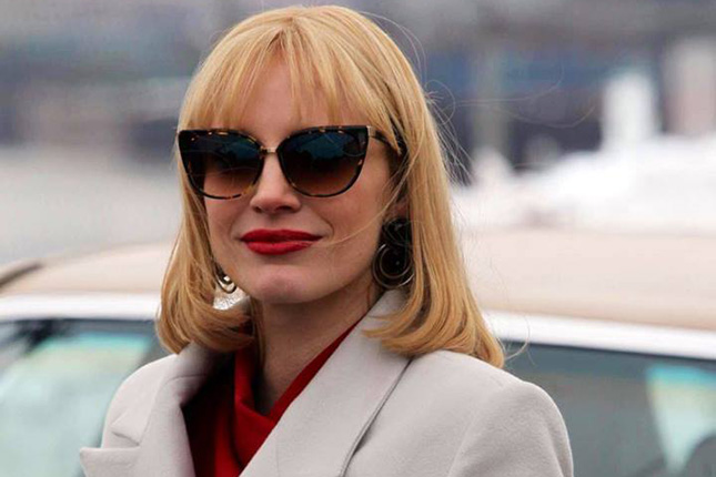jessica chastain a most violent year