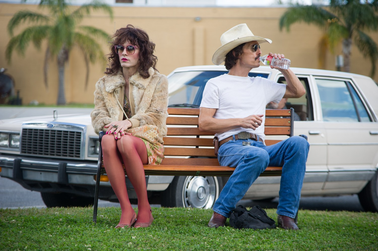 dallas buyers club de los desahuciados matthew mcconaughey jared letto