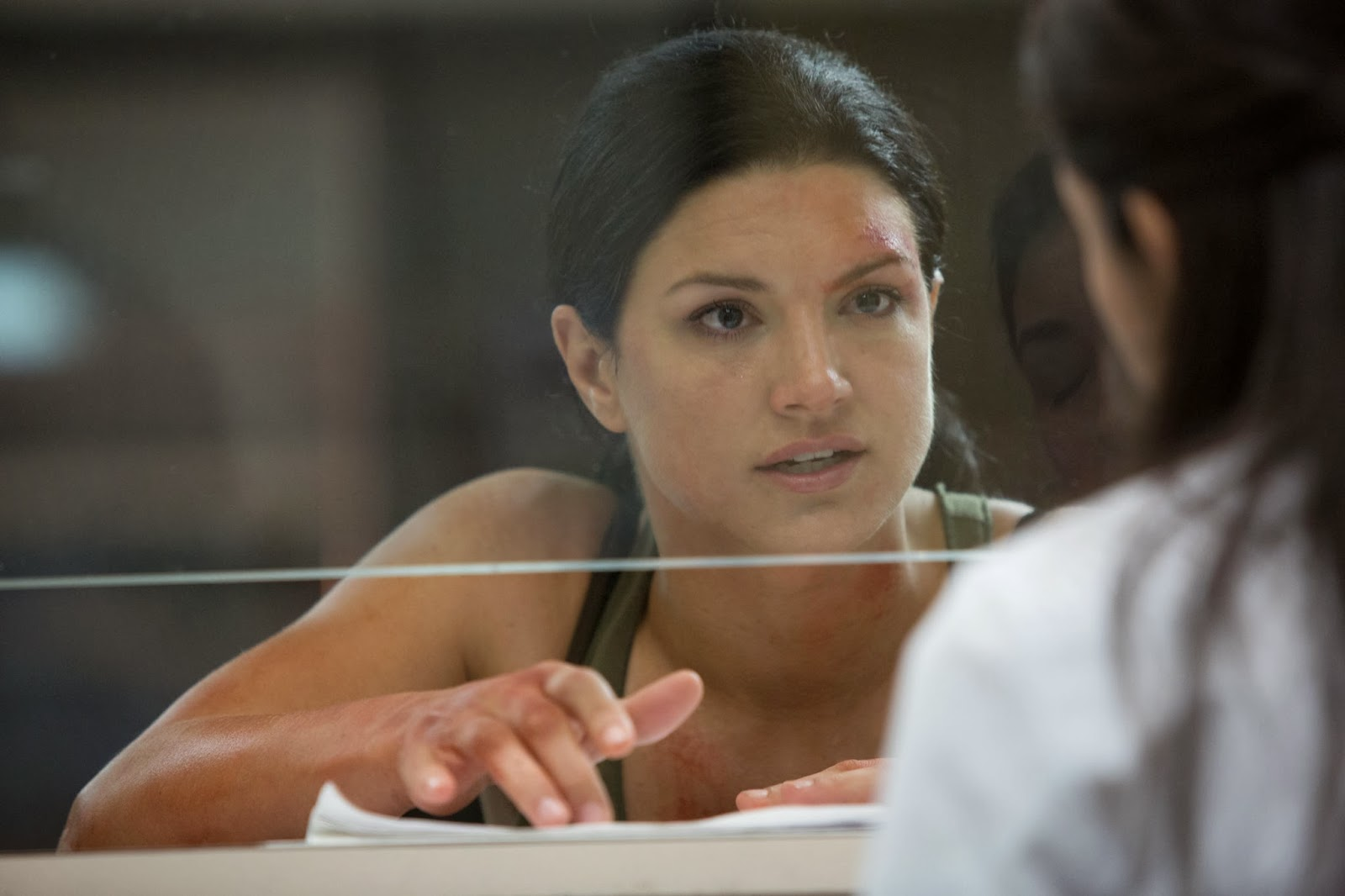 in the blood gina carano
