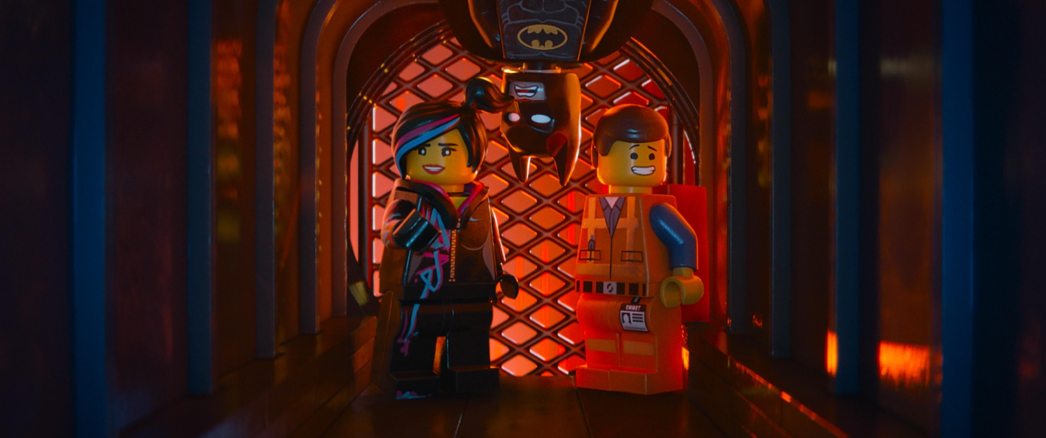 gran aventura lego batman emmet estilo libre