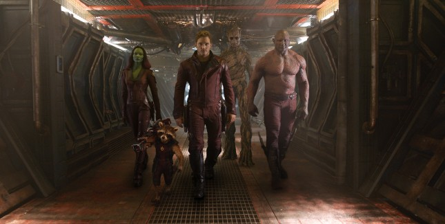 heroes guardianes de la galaxia