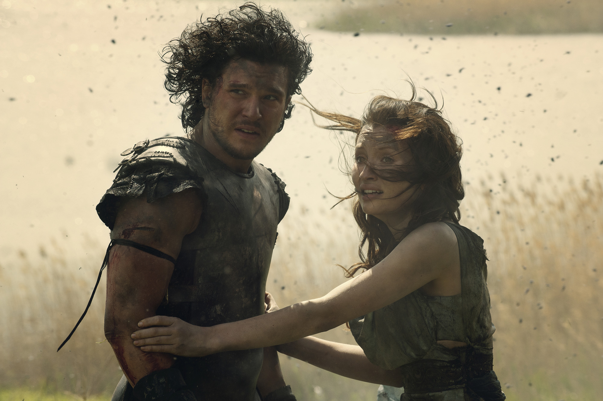 pompeya kit harington emily browning