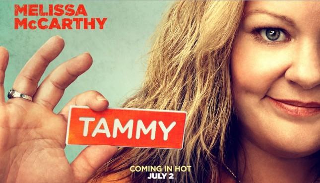 melissa mccarthy tammy poster