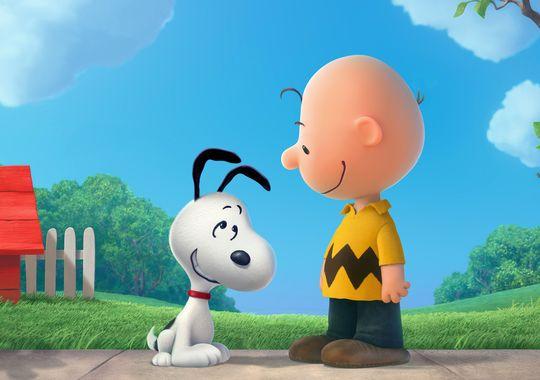 charlie brown snoopie peanuts pelicula 2015