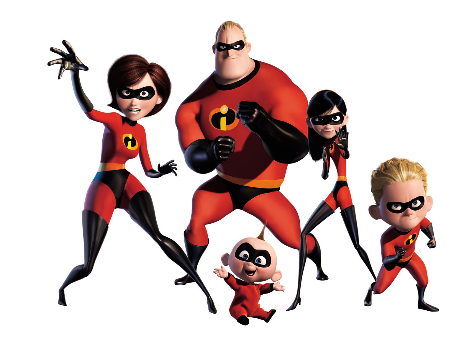 los increibles pixar