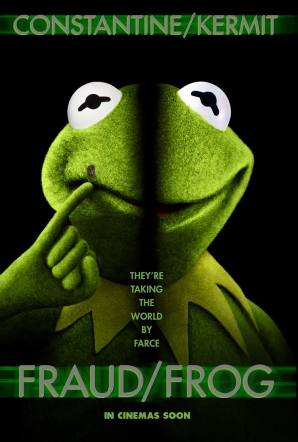 muppets mas buscados poster contracara