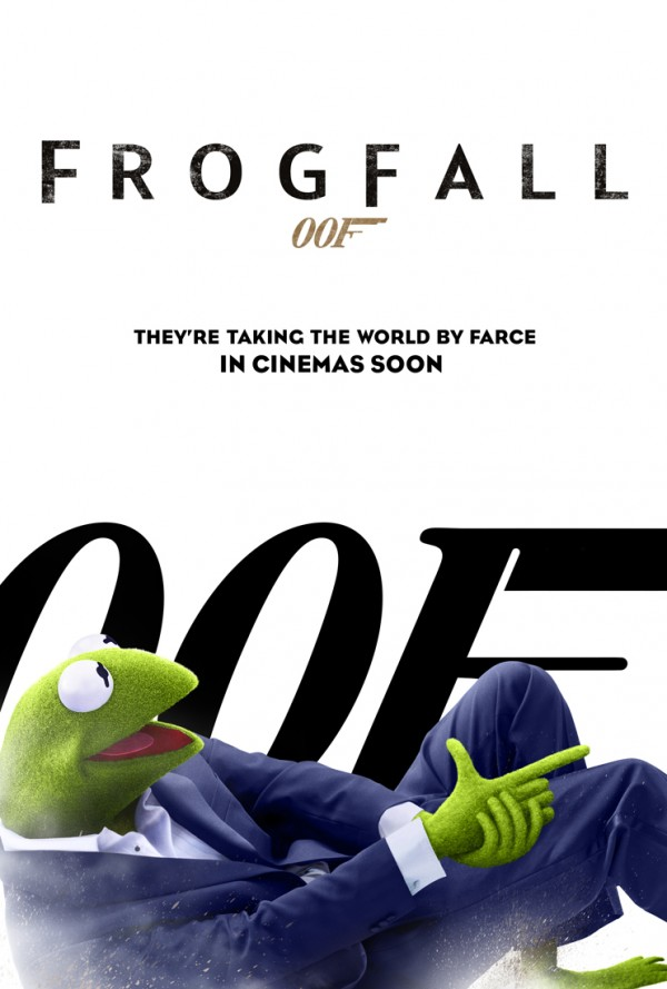 muppets mas buscados poster operacion skyfall