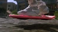patineta voladora volver al futuro II