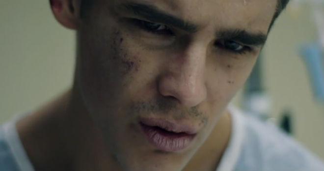 Brenton Thwaites the signal