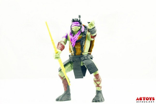 juguete tortugas ninja donatelo