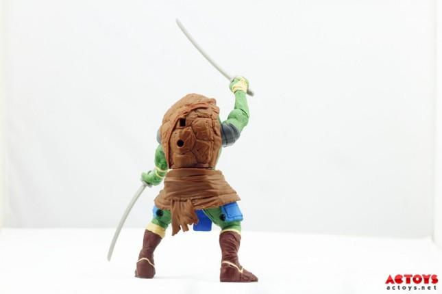 juguete tortugas ninja leonardo