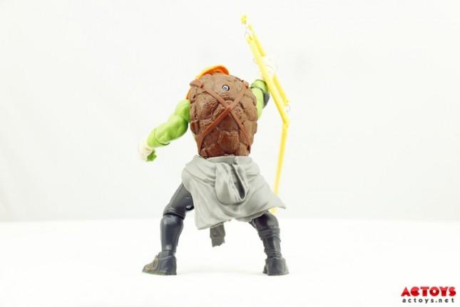 juguete tortugas ninja miguel angel