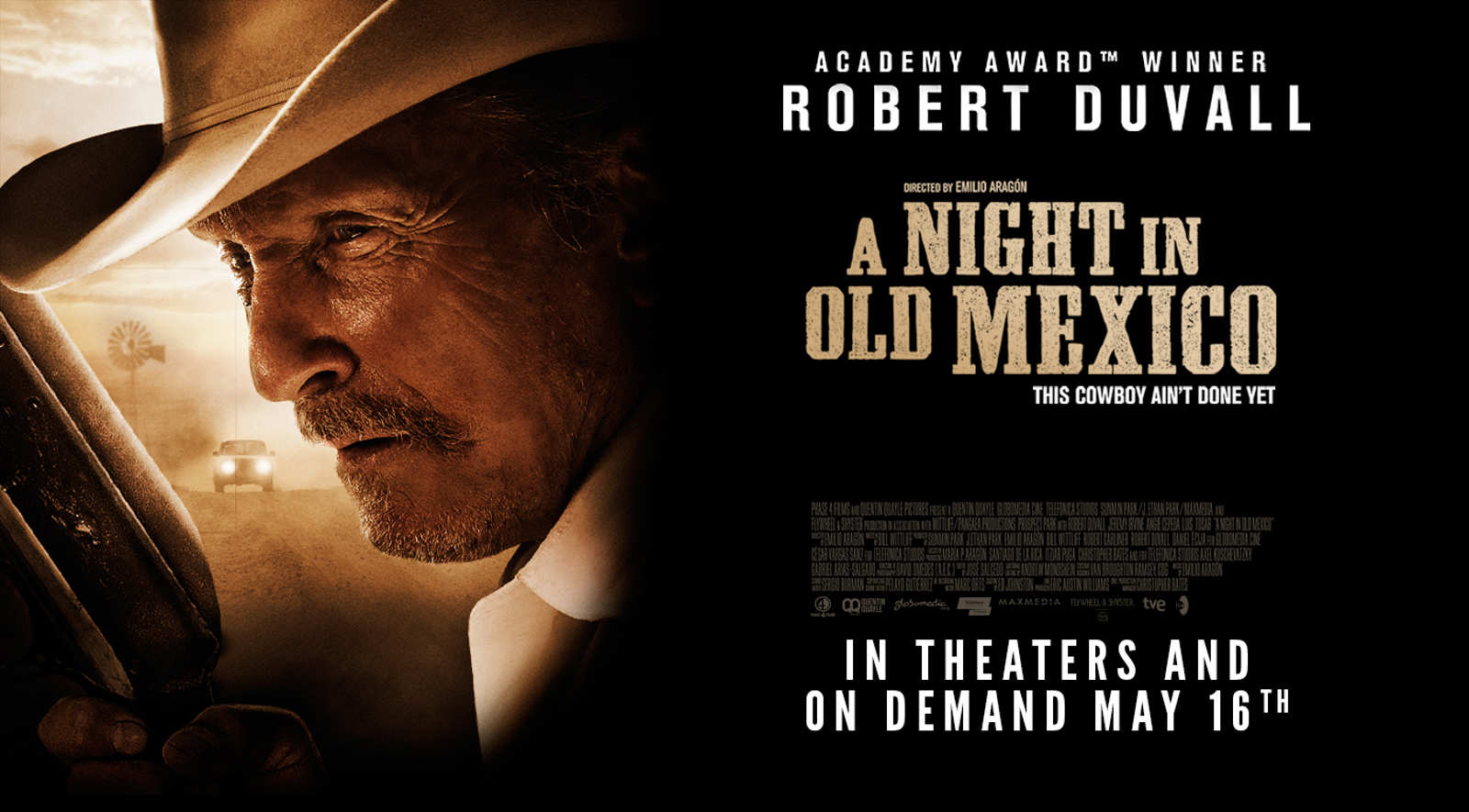 a night in old mexico promo