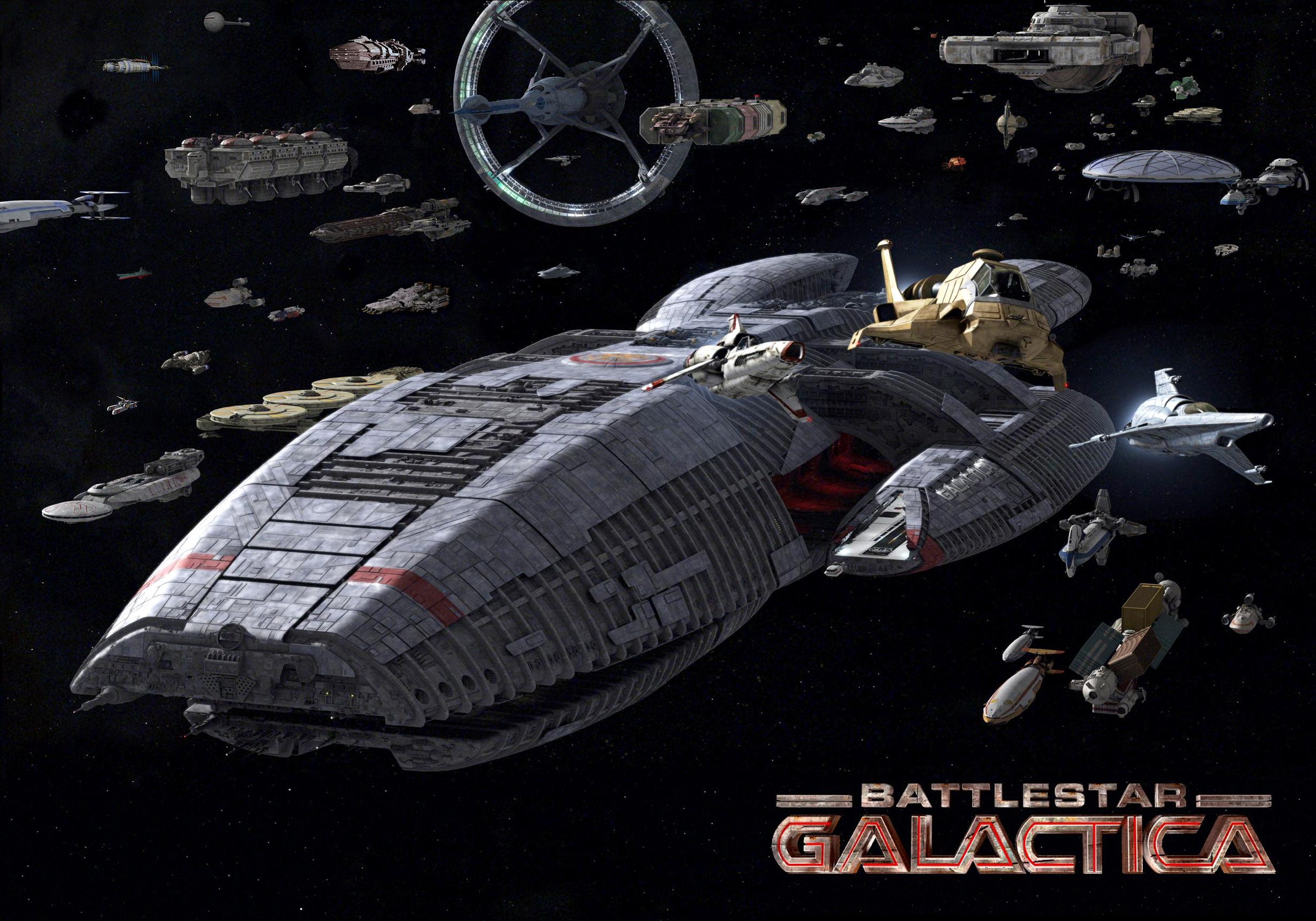 battlestar galactica wallpaper