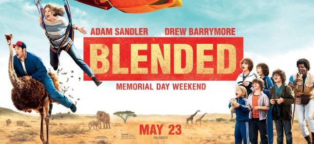 blended sandler barrymore poster
