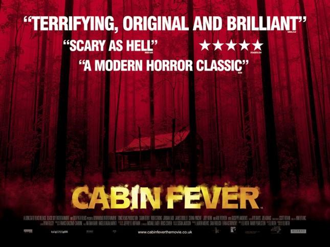 cabin fever eli roth
