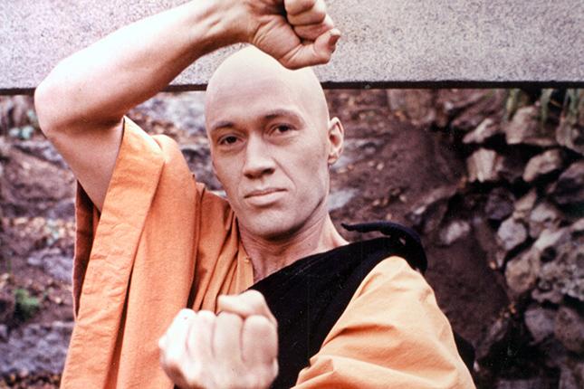 david carradine kung fu