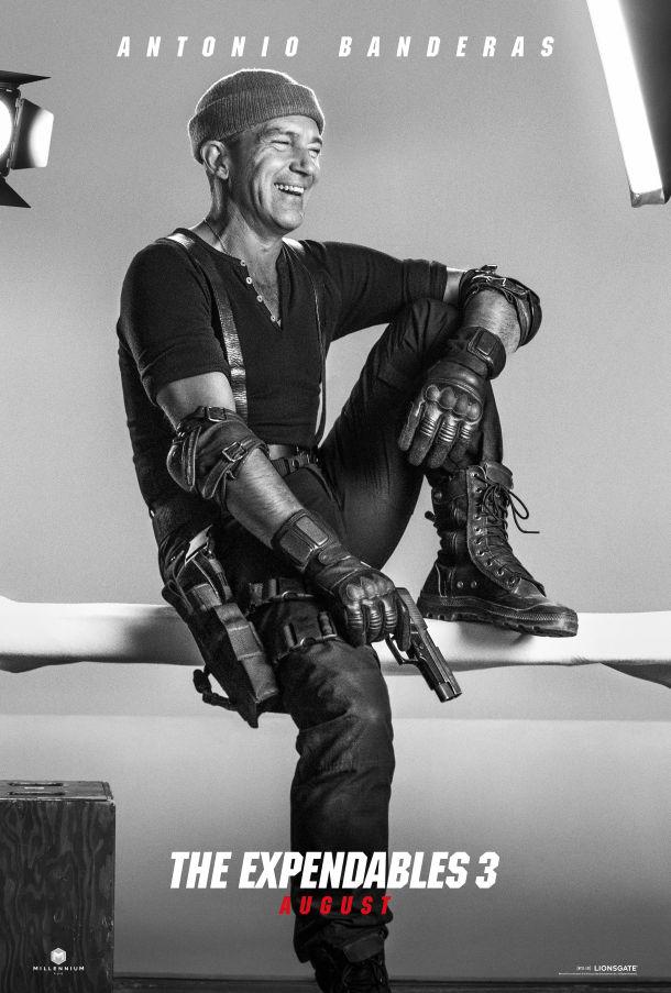 Los Indestructibles 3: Antonio Banderas