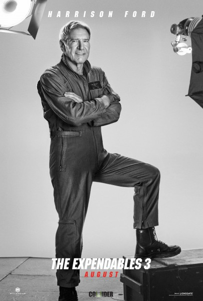 Los Indestructibles 3: Harrison Ford