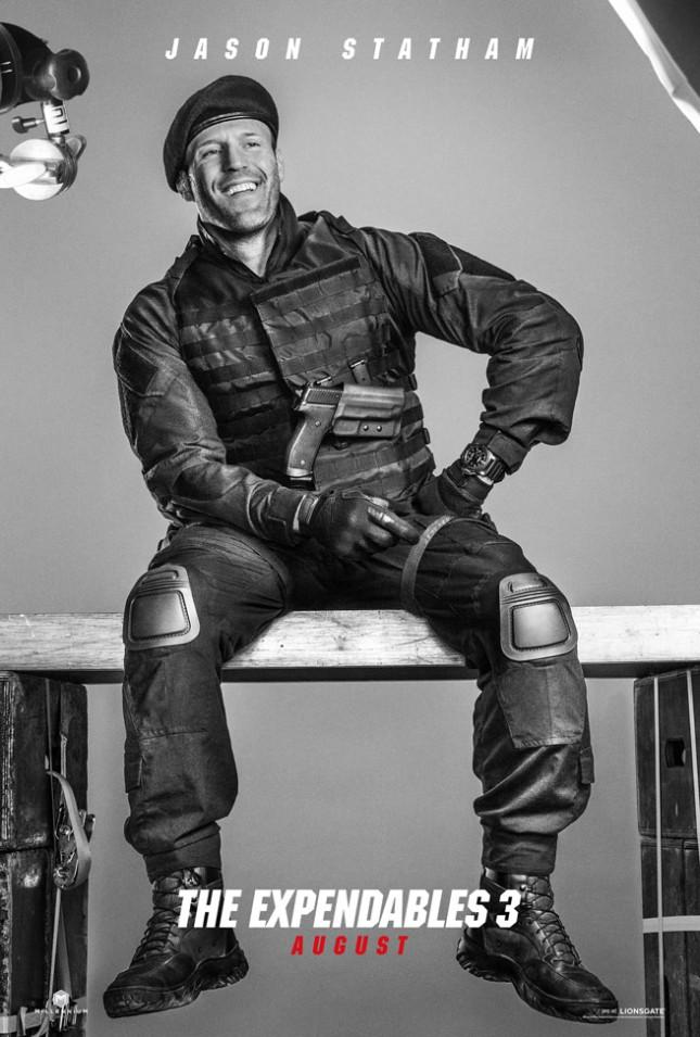 Los Indestructibles 3: Jason Statham