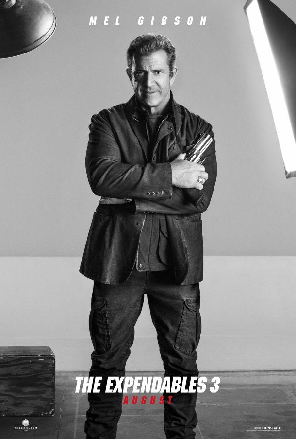 Los Indestructibles 3: Mel Gibson