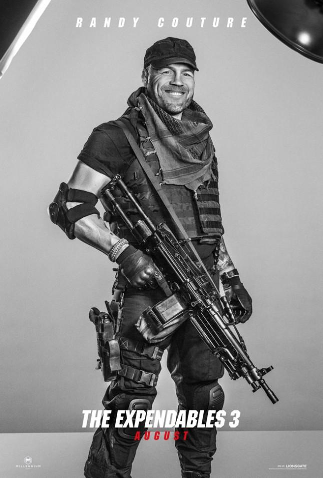 Los Indestructibles 3: Randy Couture