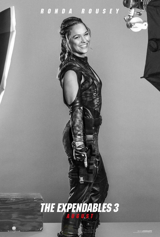 Los Indestructibles 3: Ronda Rousey