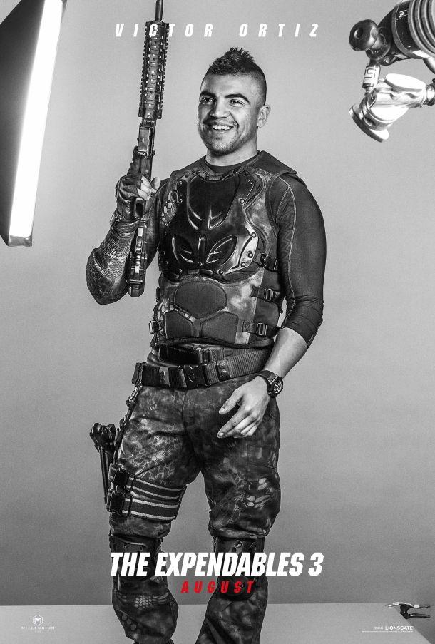 Los Indestructibles 3: Victor Ortiz