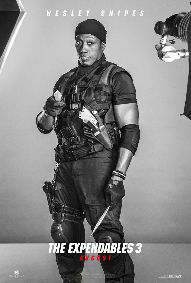 Los Indestructibles 3: Wesley Snipes