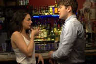 Obvious Child: Jenny Slate y Jake Lacy