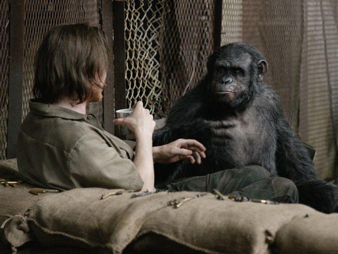 planeta de los simios confrontacion toby kebbell