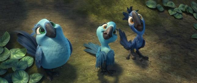 hijos de blu rio 2