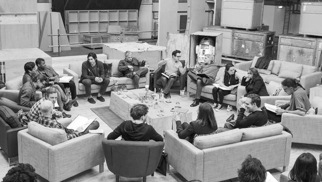 Star Wars: Episodio VII  - El famoso elenco