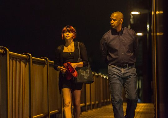 equalizer chloe grace moretz denzel washington