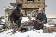tommy lee jones hilary swank homesman