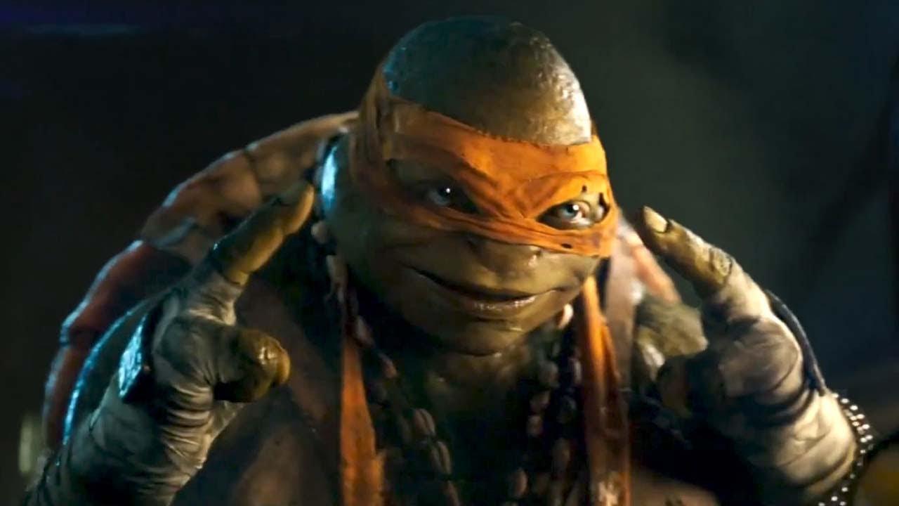 tortugas ninja miguel angel 2014