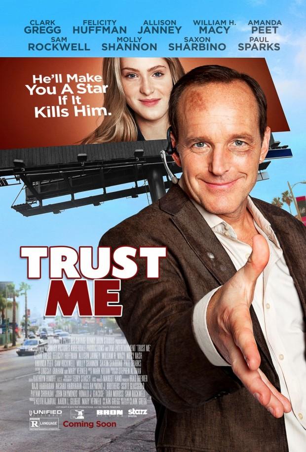 poster trust me clark gregg