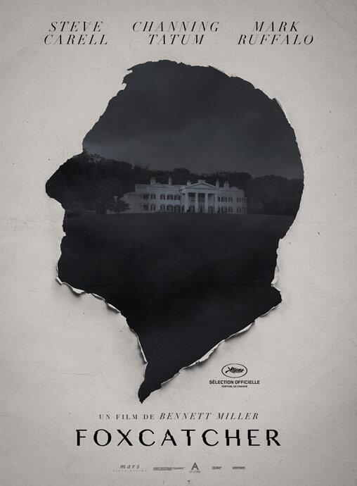 foxcatcher poster cannes