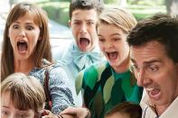alexander y un dia terrible la familia